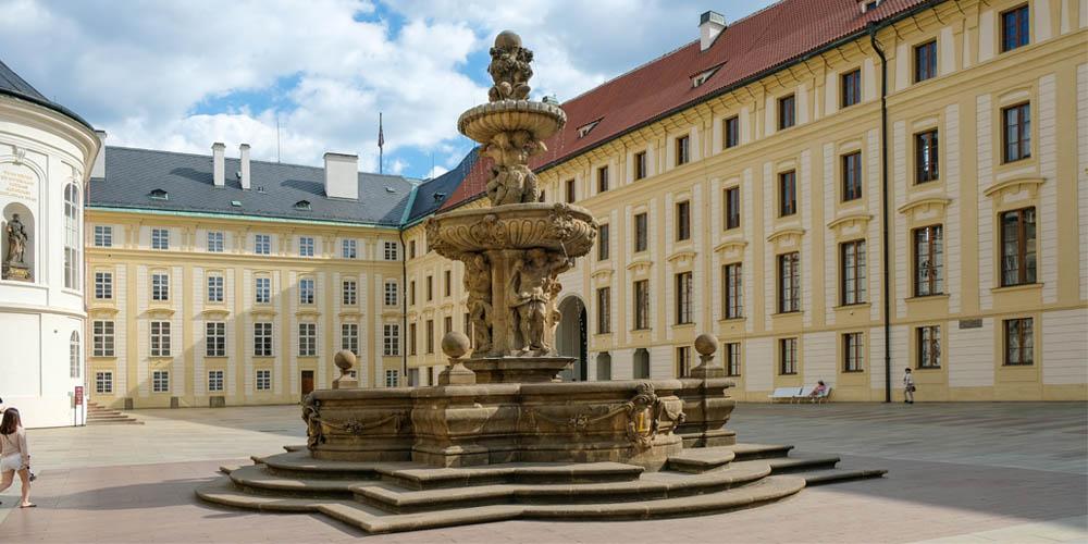 Qué ver en Praga: el Castillo de Praga