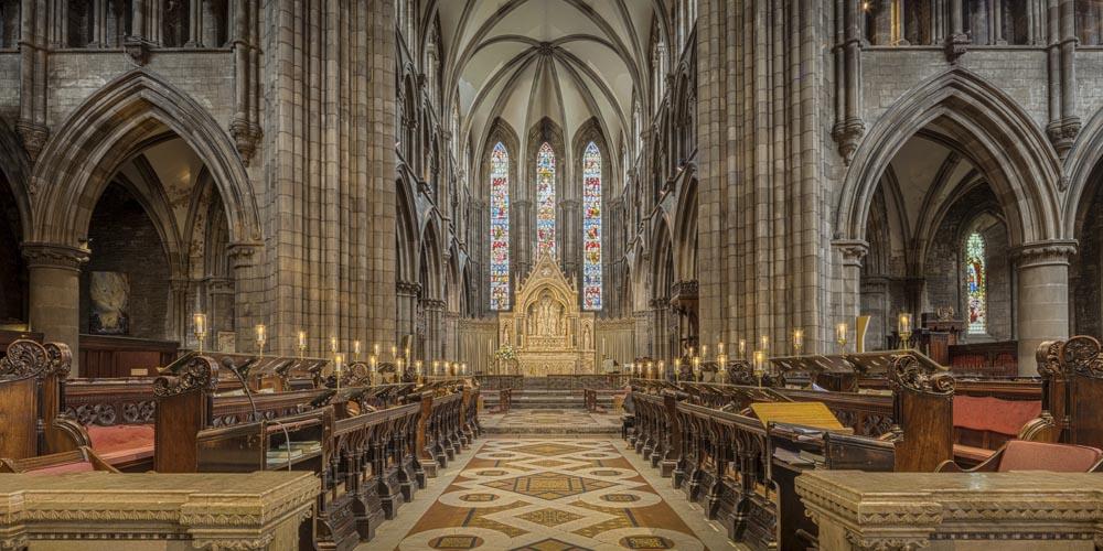 Qué ver en Edimburgo: Catedral de Saint Mary