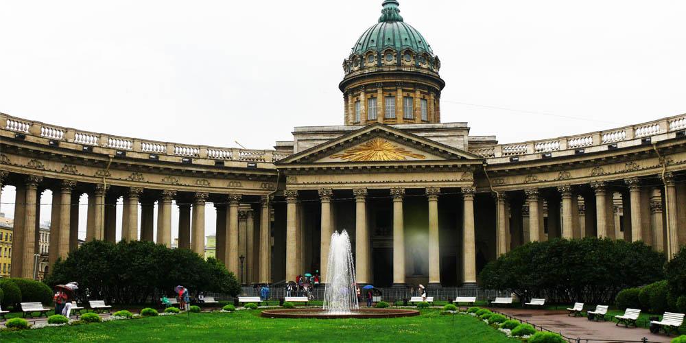 Qué ver en San Petersburgo: La Catedral de Kazán