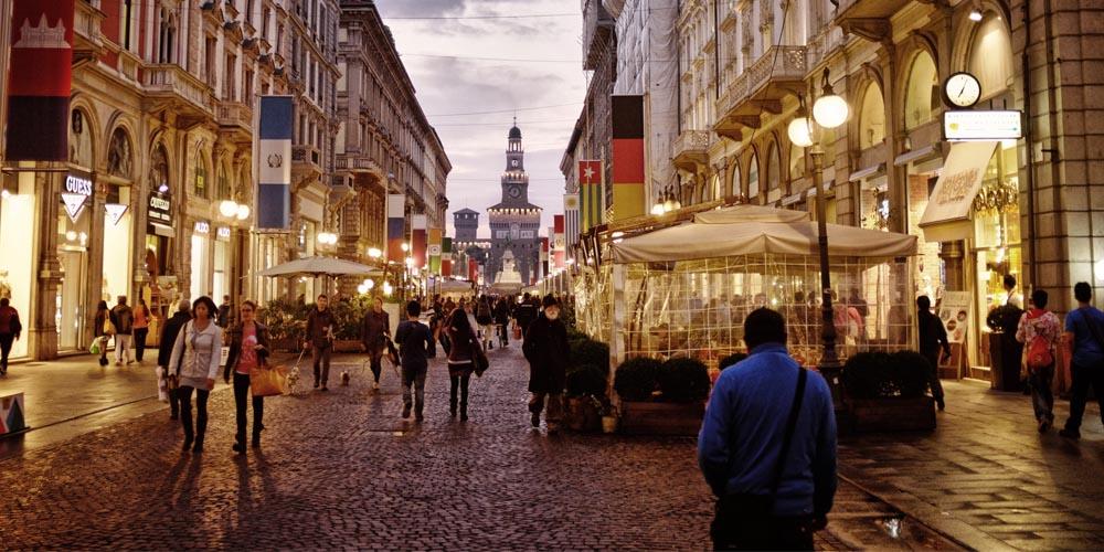 Qué ver en Milán: Centro de la ciudad