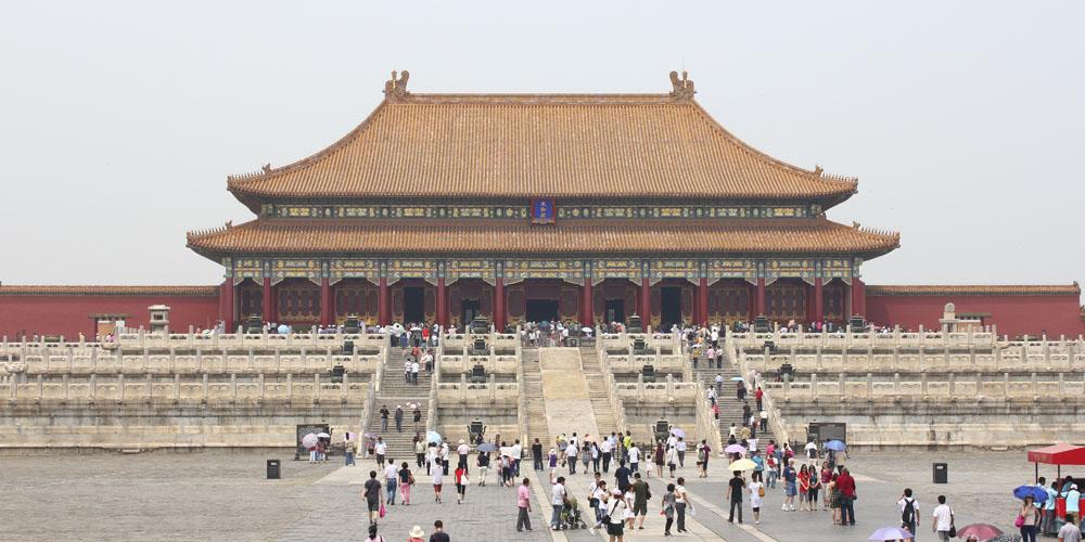 Qué ver en Pekin: La Ciudad Prohibida
