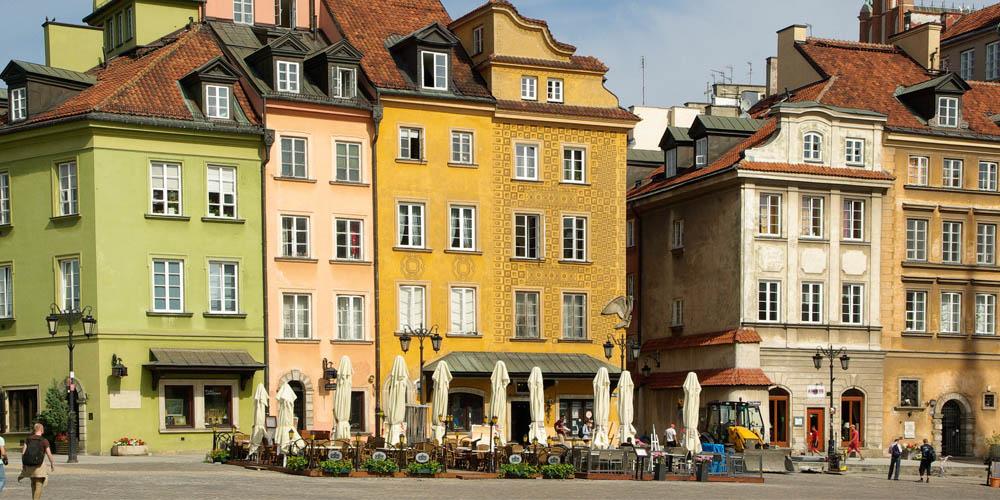 Qué ver en Varsovia: la Ciudad Vieja