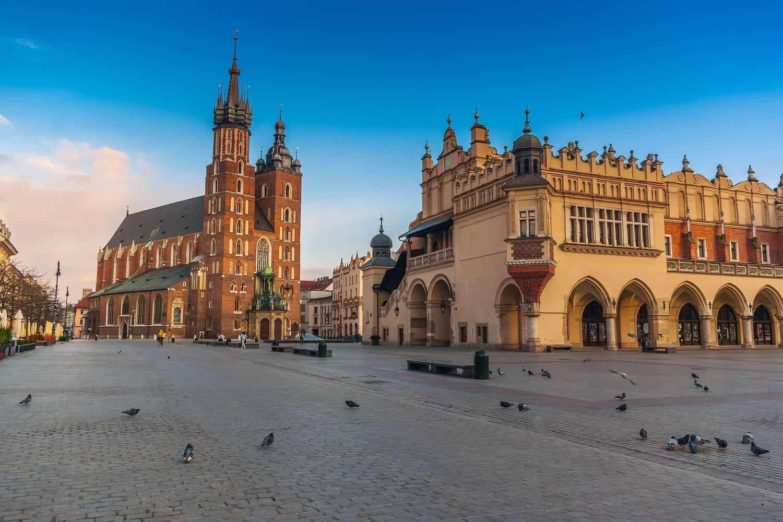Qué ver en Cracovia: 12 lugares IMPRESCINDIBLES