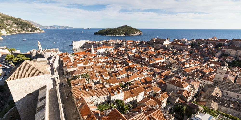 Viajar a Croacia: Dubrovnik
