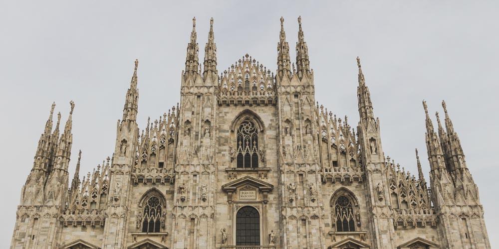 Qué ver en Milán: Duomo de Milán