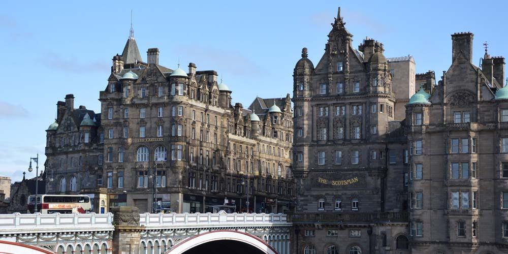 Qué ver en Edimburgo: Free tour por Edimburgo