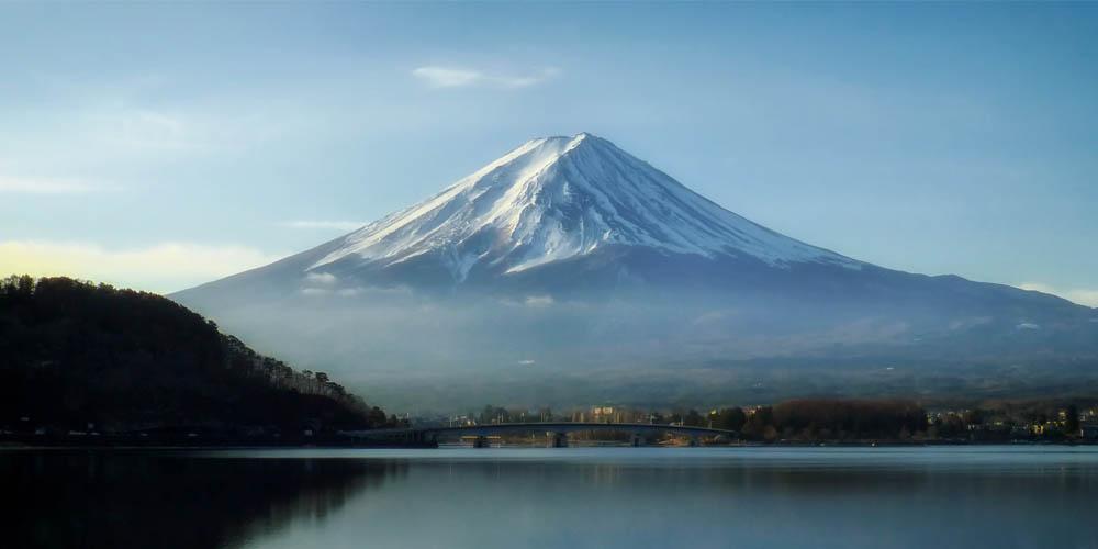 Viajar a Japón: Monte Fuji