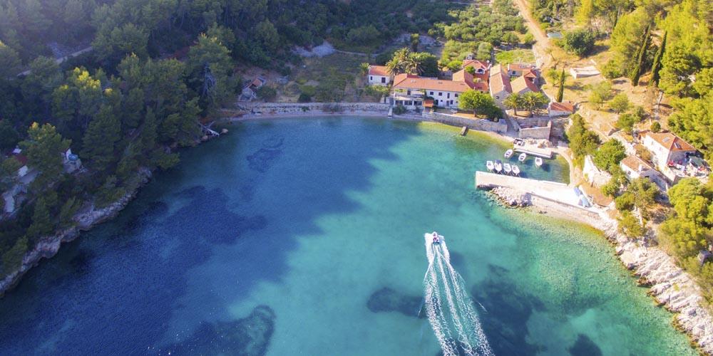 Viajar a Croacia: las playas de Croacia