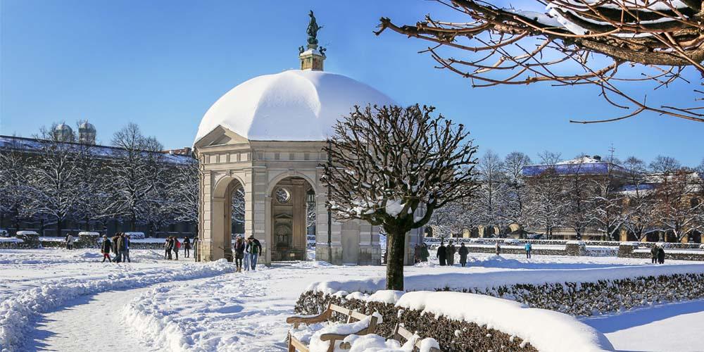 Qué ver en Munich: Hofgarten