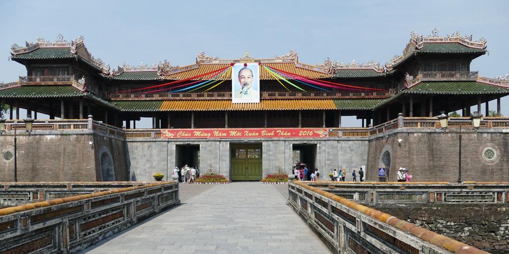 Viajar a Vietnam: La imperial Hue