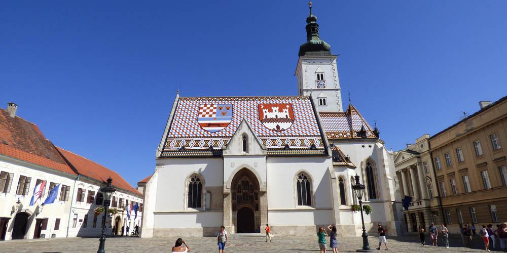 Viajar a Croacia: Zagreb