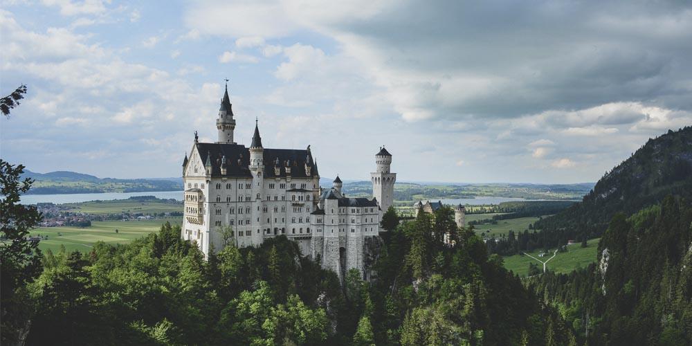 Qué ver en Munich: Castillo de Neuschwanstein