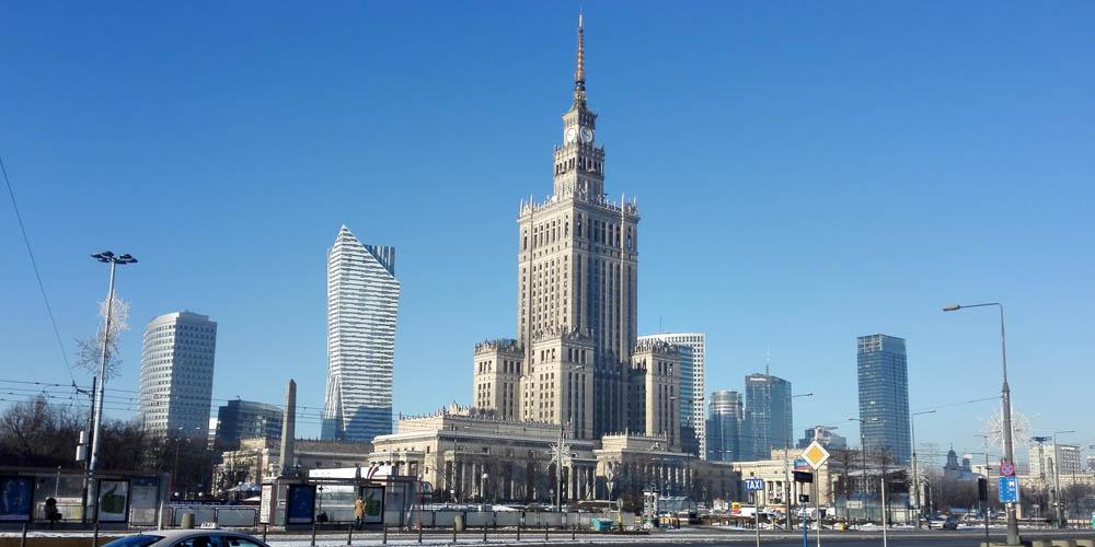 Qué ver en Varsovia: Palacio de la Cultura