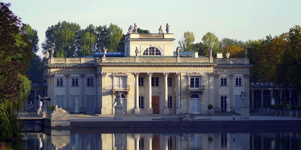 Qué ver en Varsovia: Palacio y Parque Lazienki