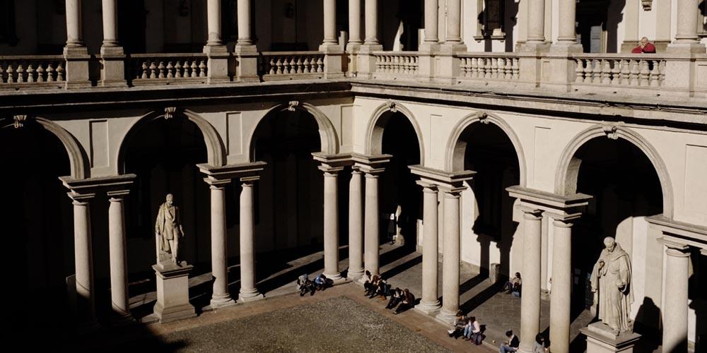 Qué ver en Milán: la Pinacoteca de Brera