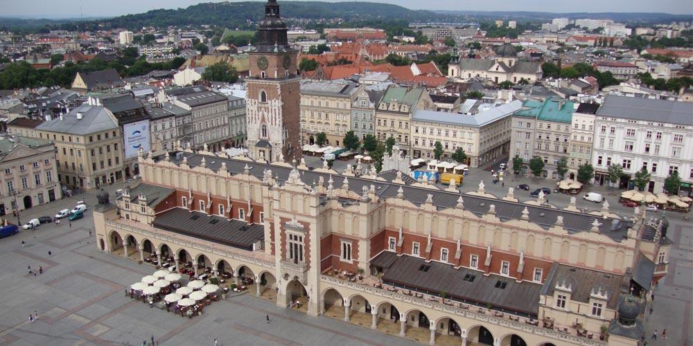 Qué ver en Cracovia: Plaza del Mercado