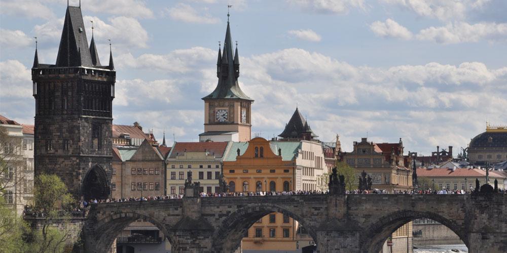 Qué ver en Praga: Puente Carlos