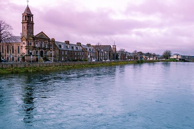 La ciudad de Inverness, una buena escapada desde Edimburgo