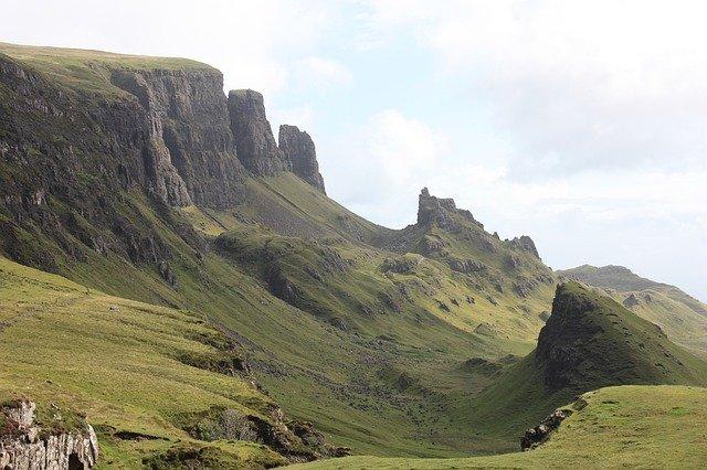 Escapada a la Isla de Skye desde Edimburgo