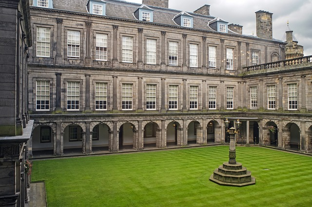 Palacio de Holyrood o Holyroodhouse