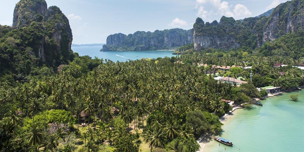 Viajar a Tailandia: Krabi y Railay