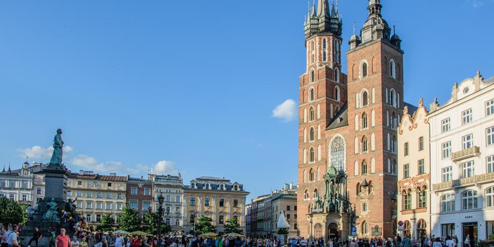 Qué ver en Cracovia: Iglesia de Santa María