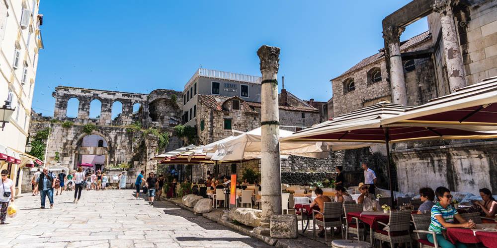 Viajar a Croacia: Split