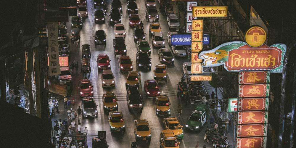 Viajar a Tailandia: Cómo moverte por el país