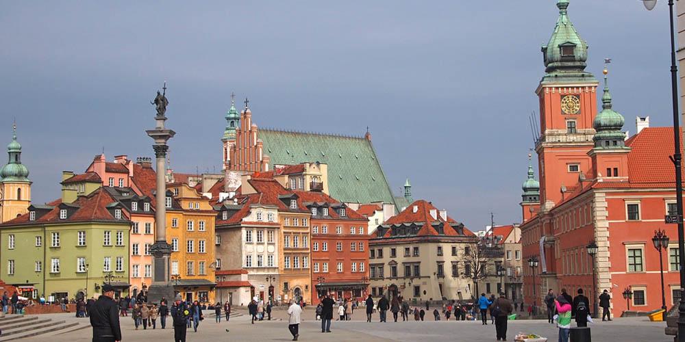Qué ver en Varsovia: Free tour por la ciudad