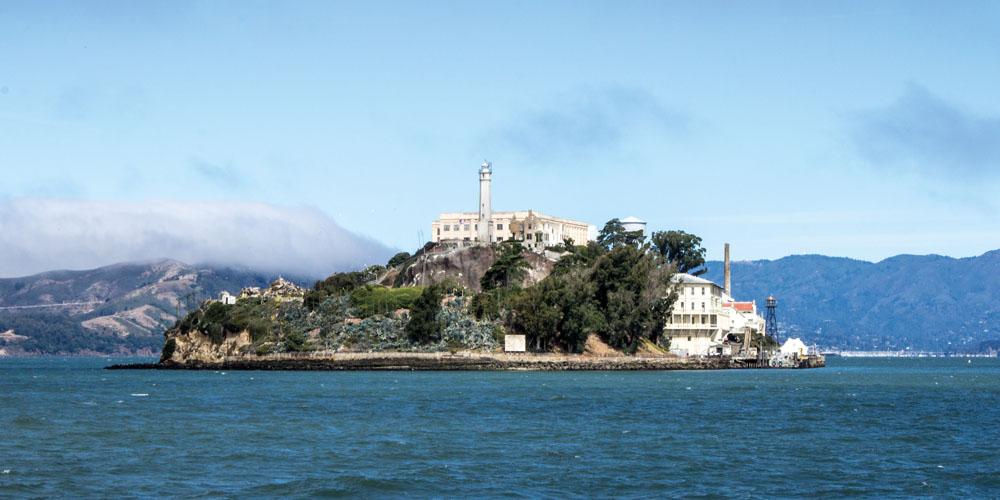 Qué ver en San Francisco: la prisión de Alcatraz