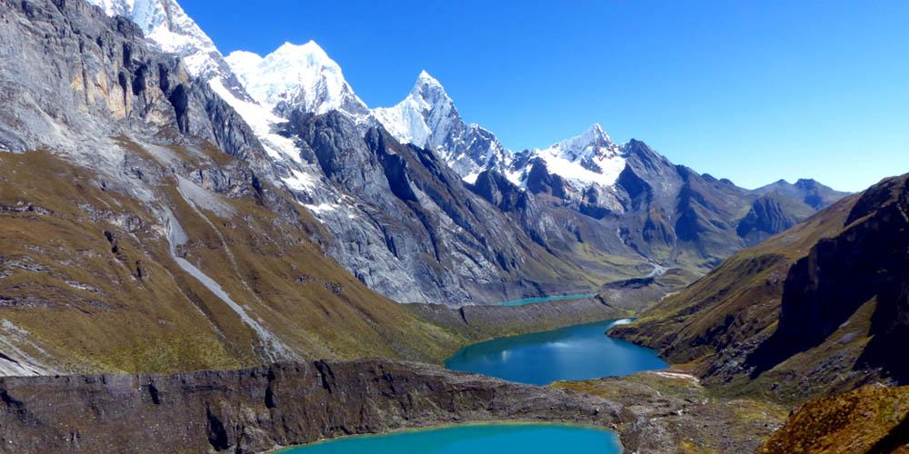Viajar a Perú: los andes peruanos