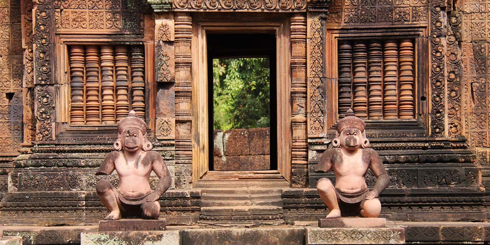 Viajar a Camboya: Banteay Srei