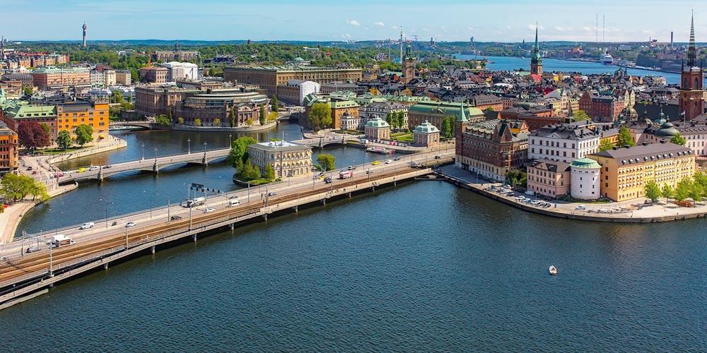 Qué ver en Estocolmo: crucero por los canales