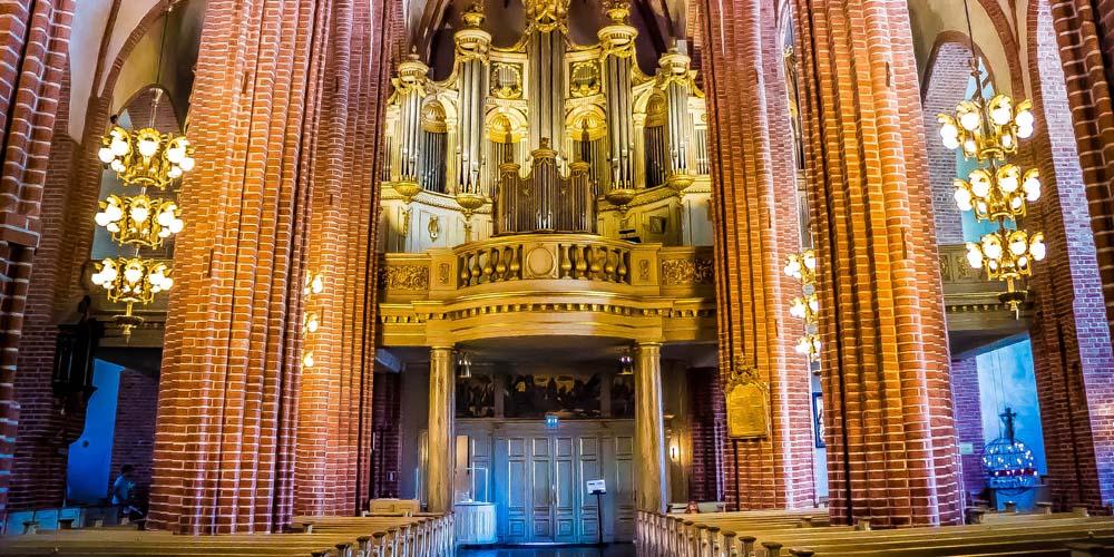 Qué ver en Estocolmo: Catedral de Estocolmo