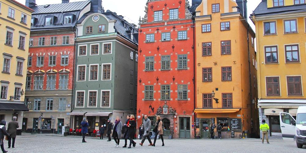 Qué ver en Estocolmo: Gamla Stan (casco antiguo)