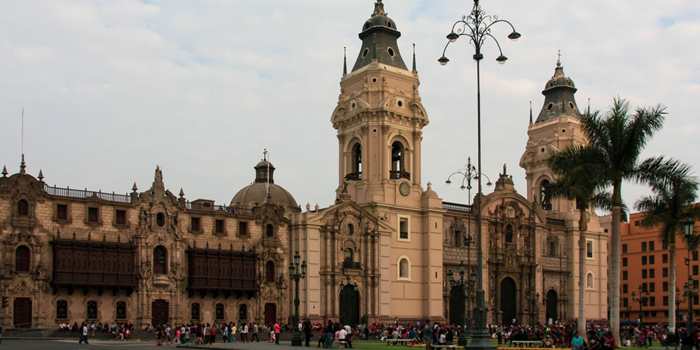 Viajar a Perú: la ciudad de Lima