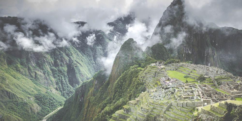 Viajar a Perú: Machu Picchu