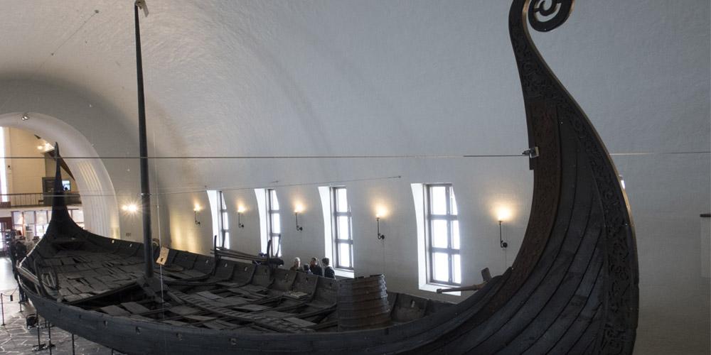 Qué ver en Olso: Museo de barcos vikingos de Oslo