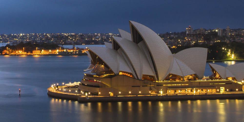 Qué ver en Sidney: Ópera de Sidney