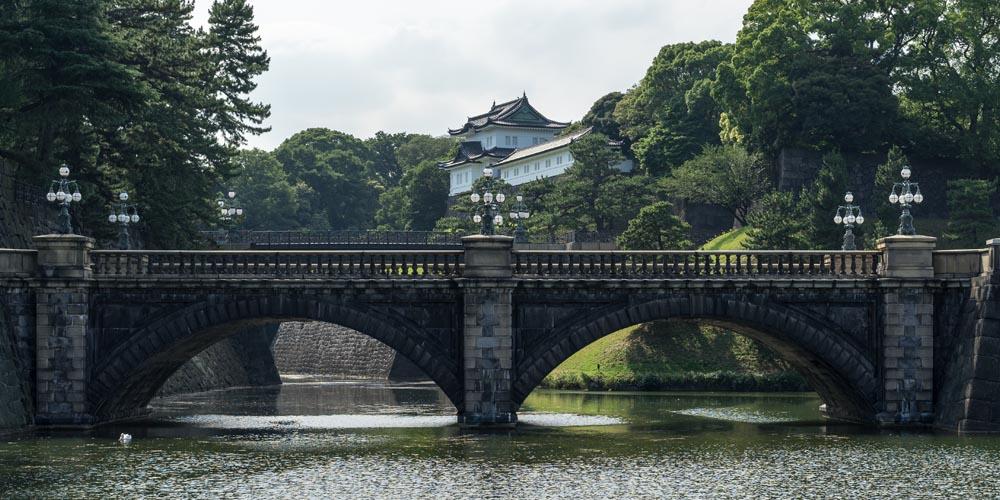 Qué ver en Tokio: el Palacio Imperial de Tokio