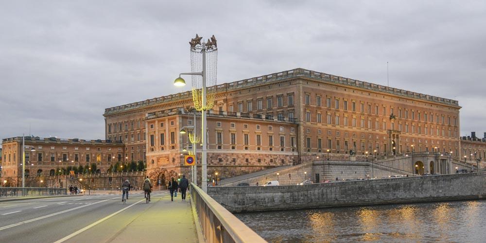 Qué ver en Estocolmo: Palacio Real de Estocolmo