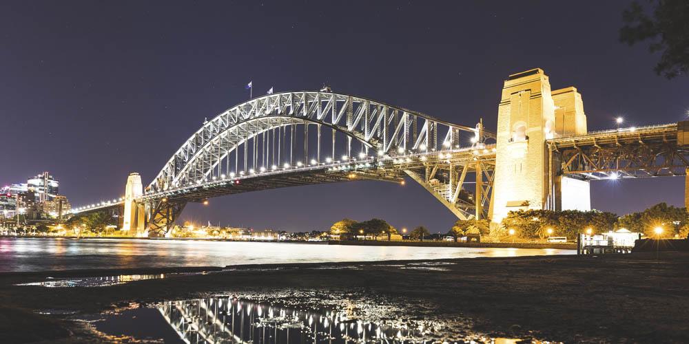 Qué ver en Sidney: El puente de la bahía