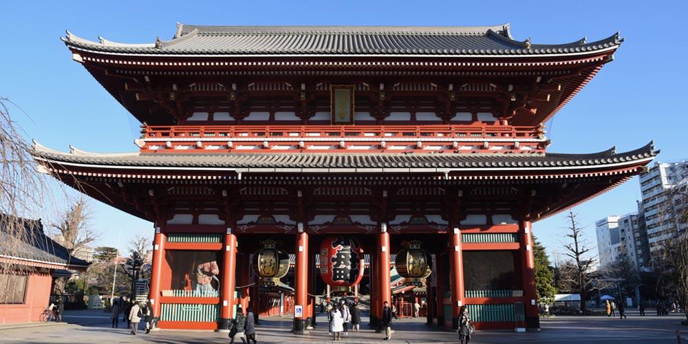 Qué ver en Tokio: templo de Sensoji