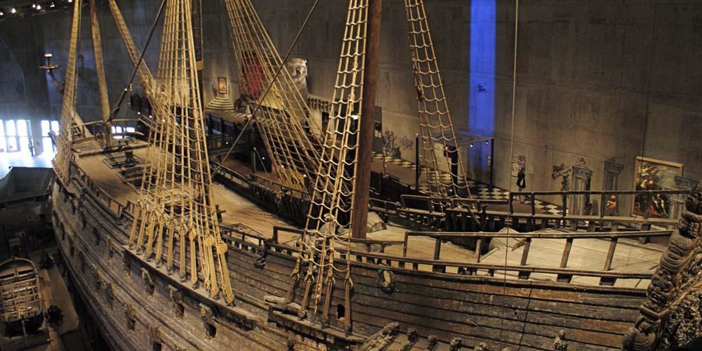Qué ver en Estocolmo: Barco-museo Vasa