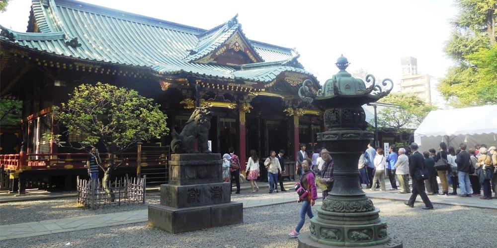 Qué ver en Tokio: barrio de Yanaka