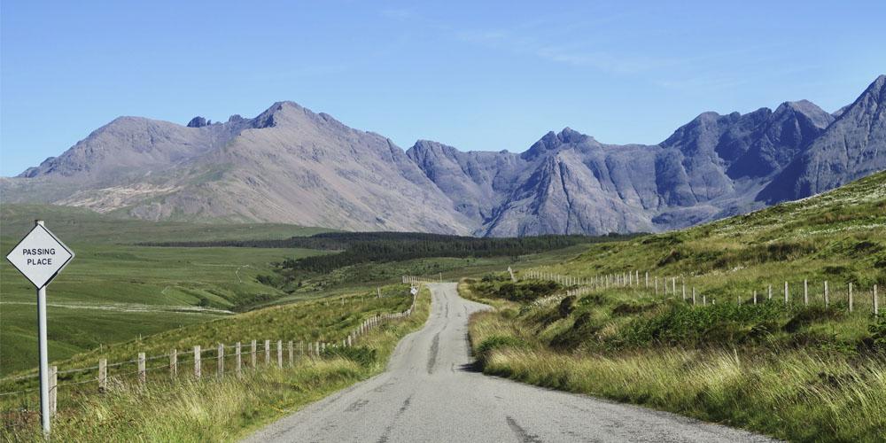 Isla de Skye, ¿excursión privada o visita por libre?