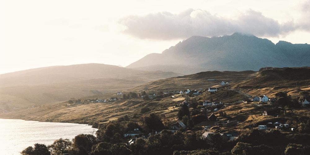 Dónde alojarse en la Isla de Skye de las Highlands