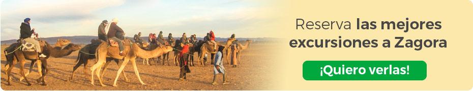 Las mejores ofertas para excursiones al desierto de Zagora