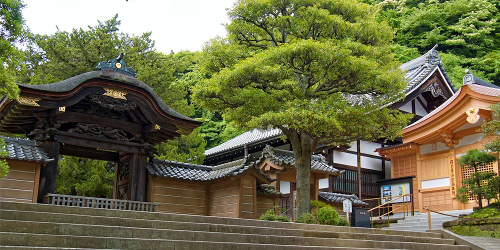 Excursión a Kamakura desde Tokio: Engaku Ji