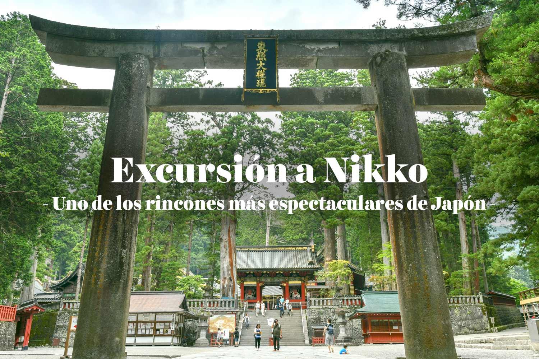 Excursión a Nikko desde Tokio